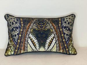 Camilla silk pillow